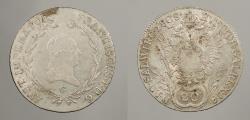 World Coins - AUSTRIA: 1808-G 20 Kreuzer