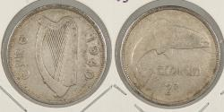 World Coins - IRELAND: 1940 Florin