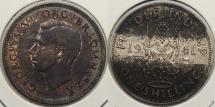 World Coins - GREAT BRITAIN: 1941 Shilling
