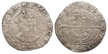 World Coins - ENGLAND Henry VIII, Posthumous coinage 1547-1551 Groat Fine