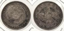 World Coins - CHINA: Kwang-Tung 1890 10 Cents