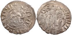 World Coins - ARMENIA Cilician Armenia Hetoum I & Zabel 1226-1270 Tram AU