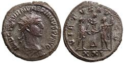Ancient Coins - Numerian 283-284 A.D. Antoninianus Antioch Mint Near EF