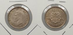 World Coins - GREAT BRITAIN: 1942 Struck for use in British W. Indies. 3 Pence