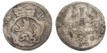 World Coins - GERMAN STATES Pfalz-Sulzbach Karl Philipp 1758 Kreuzer Good VF