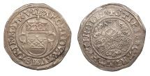 World Coins - AUSTRIA Maximilian I 1493-1519 1/2 Batzen EF