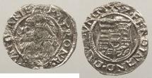 World Coins - HUNGARY: 1552-KB Denar