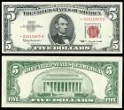 Us Coins - 1963 5 Dollars EF+