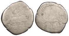 Ancient Coins - Marc Antony 43-31 B.C. Denarius Military Mint moving with Marc Antony Fair