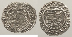 World Coins - HUNGARY: 1552-KB Denar