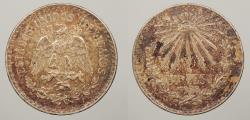 World Coins - MEXICO: 1938-M Peso
