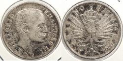 World Coins - ITALY: 1907 Lira
