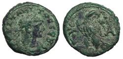 Ancient Coins - Egypt Alexandria Tacitus 275-276 A.D. Tetradrachm Alexandria Mint VF