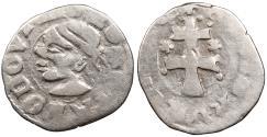World Coins - HUNGARY Ludwig (Ludwic I of Poland) 1342-1382 Denar VF