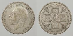 World Coins - GREAT BRITAIN: 1936 Florin