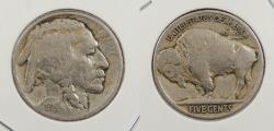 Us Coins - 1914 Buffalo 5 Cent (Nickel)