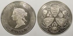 World Coins - HONG KONG: 1984 38mm Medal