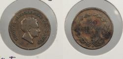 World Coins - GERMAN STATES: Baden 1830 Ludwig I 1/2 Kreuzer