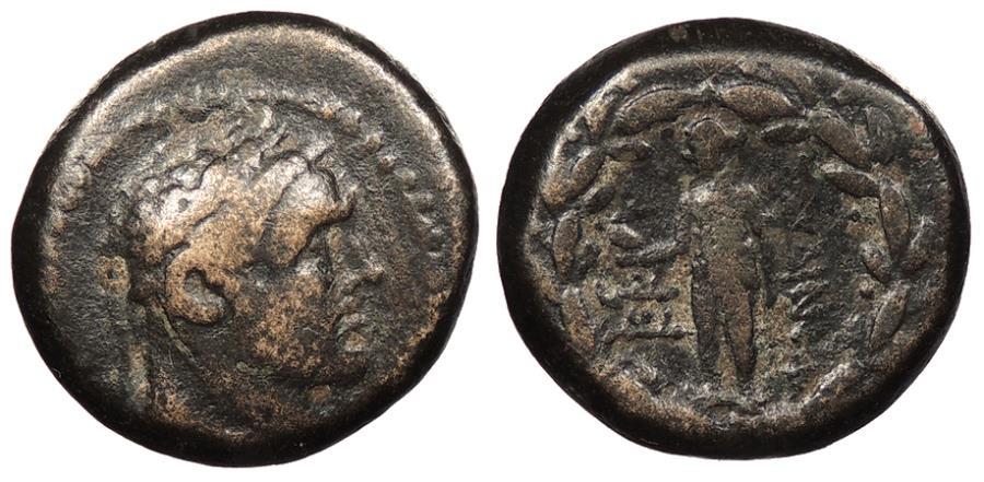 Ancient Coins - Lydia Sardes c. 2nd-1st Century B.C. AE17 Good Fine