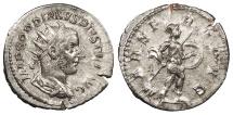 Ancient Coins - Gordian III 238-244 A.D. Antoninianus Rome Mint EF