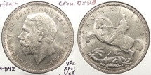 World Coins - GREAT BRITAIN: 1935 Crown