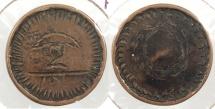 World Coins - MEXICO: 19th Century? Token