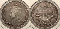 World Coins - AUSTRALIA: 1927 George V Florin
