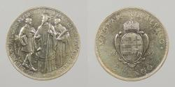 World Coins - HUNGARY: 1935 2 Pengo