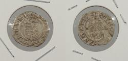 World Coins - HUNGARY: 1561-KB Denar