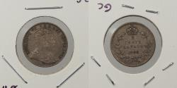 World Coins - CANADA: 1908 Small 8. 5 Cents