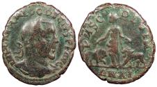 Ancient Coins - Moesia Superior Moesia Viminacium Trajan Decius 249-251 A.D. AE30 Good Fine