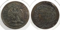 World Coins - MEXICO: 1894-Mo Centavo