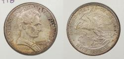 Us Coins - 1918 Illinois Centennial 50 Cents (Half Dollar)