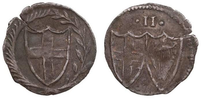 World Coins - ENGLAND Commonwealth 1649-1660 Halfgroat Good VF