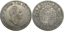 World Coins - GERMAN STATES: Hannover 1834-B 1 Thaler