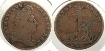 World Coins - FRANCE: ca 1672 Jeton