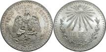 World Coins - MEXICO: 1938 1 peso