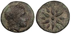 Ancient Coins - Mysia Gambrion c. after 350 B.C. AE17 EF