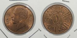 World Coins - IRAQ: 1938 Fils