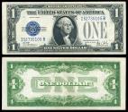 Us Coins - 1928-B 1 Dollar EF