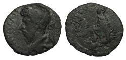 Ancient Coins - Commagene Samosata Lucius Verus 161-169 A.D. AE23 Fine