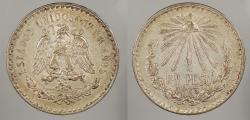 World Coins - MEXICO: 1923-M Peso