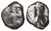 Ancient Coins - Achaemenid Kings Time of Darios I to Xerxes II c. 485-420 B.C. Siglos Fine