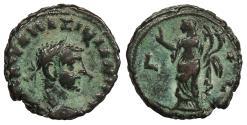 Ancient Coins - Egypt Alexandria Maximianus 286-305 A.D. Tetradrachm Alexandria Mint Good Fine