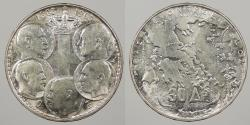 World Coins - GREECE: 1963 30 Drachmai