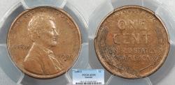 Us Coins - 1909-S Lincoln 1 Cent PCGS AU-55