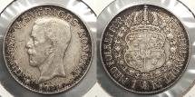 World Coins - SWEDEN: 1939-G Broken 'G' in mintmark. Krona