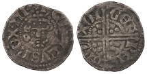 World Coins - ENGLAND Henry III 1216-1272 Penny 1248-1250 VF
