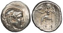 Ancient Coins - Eastern Europe Imitating Philip III of Macedon 3rd Century B.C. Tetradrachm Good VF