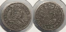 World Coins - GERMAN STATES: Breslau 1700 Kreuzer